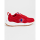 CHAMPION 93Eighteen Classic Red Boys Shoes