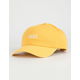 VANS Court Side Yellow Womens Dad Hat