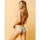 FULL TILT Skimpy Sage Bikini Bottoms