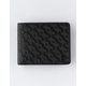 NIXON Cape Black Emboss Wallet