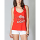 COORS LIGHT Womens Tank