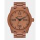 NIXON Corporal SS Matte Copper & Gunmetal Watch