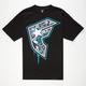 FAMOUS STARS & STRAPS Paint Eater Mens T-Shirt