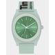 NIXON Time Teller P Invisi-Mint Watch