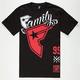 FAMOUS STARS & STRAPS Wild Cat Mens T-Shirt