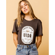 AMUSE SOCIETY Forever Amused Womens Tee