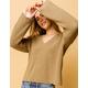 AMUSE SOCIETY Sunset Road Womens Crop Sweater