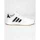 ADIDAS X_PLR Cloud White & Core Black Shoes