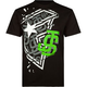 FAMOUS STARS & STRAPS Twitch Ginsu Mens T-Shirt