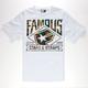 FAMOUS STARS & STRAPS Camo MLB Mens T-Shirt