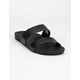 REEF Cushion Bounce Vista Black Womens Sandals