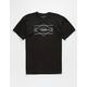 HURLEY Bristol Diamond Mens T-Shirt