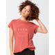 RVCA Billiard Womens Tee