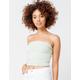 FULL TILT Essentials Mint Womens Tube Top