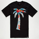 BLVD Floral Mens T-Shirt