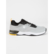 DC SHOES E. Tribeka SE Black Gray & Yellow Shoes