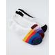 VANS 3 Pack Half Stripe Girls Canoodle Socks