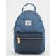 HERSCHEL SUPPLY CO. Nova Faded Denim Mini Backpack
