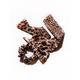 FULL TILT Leopard Scarf Scrunchie