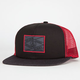VOLCOM Square Patch Mens Trucker Hat