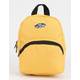 VANS Got This Yolk Yellow Mini Backpack