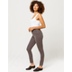 RSQ Super High Rise Corduroy Gray Womens Jeggings