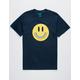 AT ALL Rainbow Smile Mens T-Shirt