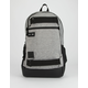 RVCA Curb Heather Gray Backpack