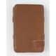 RVCA Leather Magic Tan Wallet