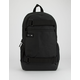 RVCA Curb Black Backpack
