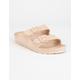 QUPID Lennie Nude Womens Sandals