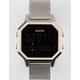 NIXON Siren Milanese Silver Watch