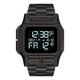 NIXON Regulus Stainless Steel Black Watch