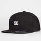DC SHOES Tailslap Mens Snapback Hat