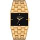 NIXON Ticket All Gold & Black Watch