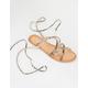 CITY CLASSIFIED Jensen Python Womens Sandals