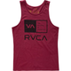RVCA Flipped Box Mens Tank