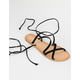 CITY CLASSIFIED Jensen Black Womens Sandals