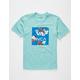 RVCA Higgins Fill ATW Boys T-Shirt