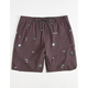 VISSLA Sunburnt Minds Mens Volley Shorts