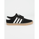 ADIDAS Seeley Core Black & Gum Shoes