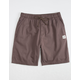 RUSTY Off The Hook Mocha Mens Volley Shorts