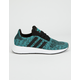 ADIDAS Swift Run Mint & Core Black Shoes