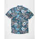 VISSLA Gypsy Coast Mens Shirt