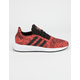 ADIDAS Swift Run Sol Red & Core Black Shoes