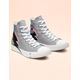 CONVERSE Chuck Taylor All Star Pride Wolf Gray High Top Shoes
