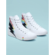 CONVERSE Chuck Taylor All Star Pride White High Top Shoes