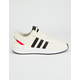 ADIDAS U_Path Run Off White & Core Black Shoes