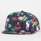 DC SHOES Party Mens Snapback Hat