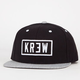 KR3W Locker Mens Snapback Hat